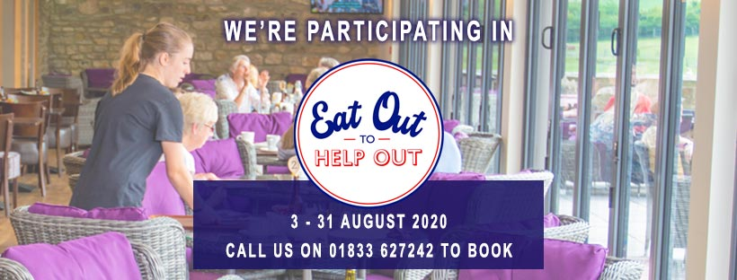 Eat Out To Help Out Throughout August
