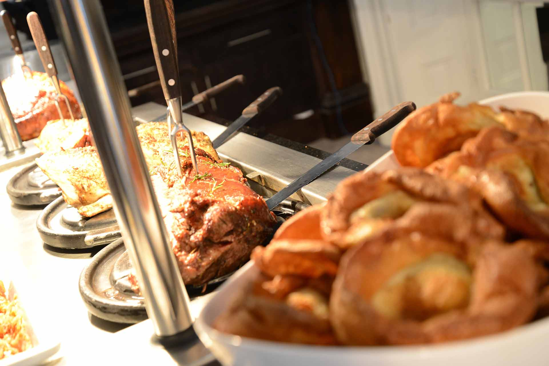 Enjoy A Delicious Carvery at The Courtyard